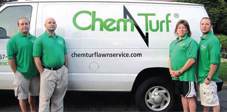 ChemTurf Family Business