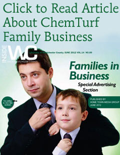 ChemTurf Family Business Article